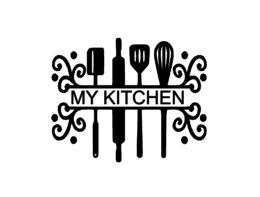 My Kitchen sticker speelgoed keukentje