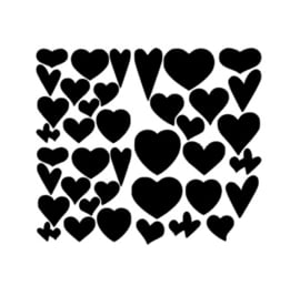 Set HART STICKERS
