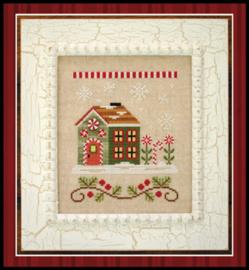 Santa's Village 8-Candy Cane Cottage