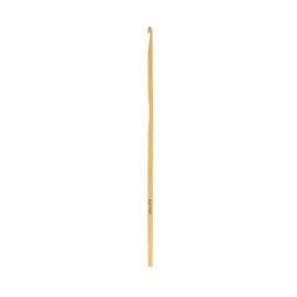 Bamboe haaknaald 4mm