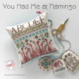You had me at Flamingo
