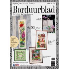 Borduurblad Editie 92