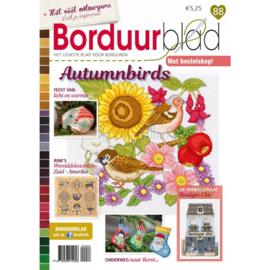 Borduurblad Editie 88