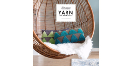 YARN The After Party no. 17 Wild Forest Cushions