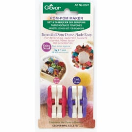 Clover pomponmaker extra small
