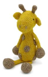 Hardicraft George de Giraffe haakpakket