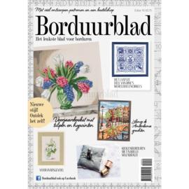 Borduurblad Editie 90