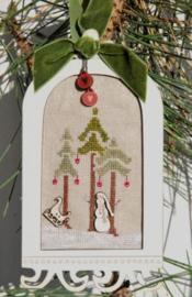 """Bonhomme de neige """"Noël"""" -"""