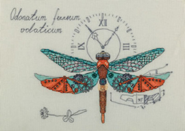 Clockwork Dragonfly