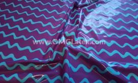 OMG! Zigzag latex!
