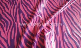 OMG! Zebra latex!