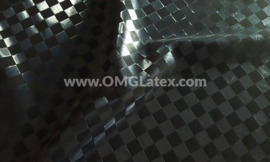 OMG! Textured Checkerboard latex!