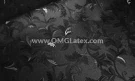 OMG! Textured Leaves latex!