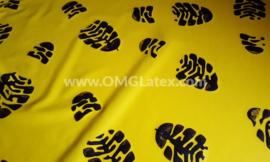 OMG! Boot prints latex!