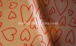 HEARTS LATEX