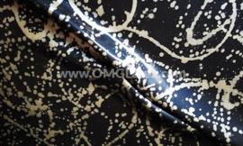 OMG! Splatter lines latex!