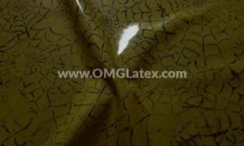 OMG! Spiderweb latex!