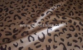 OMG! Leopard latex gold!