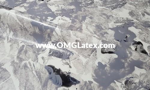OMG! Marbled latex
