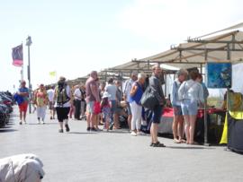 Kunstmarkt Egmond aan Zee