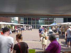 Kunst- en boekenmarkt Alkmaar
