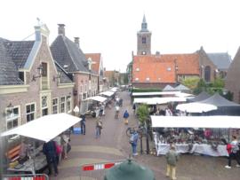 Kunst- en Boekenmarkt De Rijp