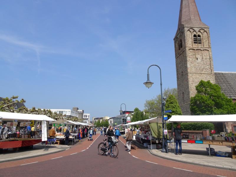 Kunst- en Boekenmarkt Heemskerk