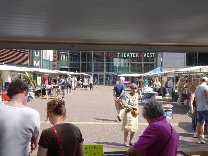 Boekenmarkt Alkmaar