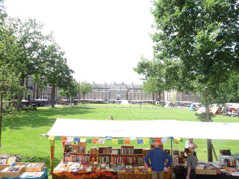 Boeken- en Kunstmarkt Zeist