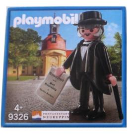 Playmobil 9326 - Theodor Fontane,  Promo