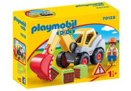 1.2.3. Playmobil 70125 - Graaflader
