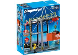 Playmobil 5254 - Elektrische laadkade