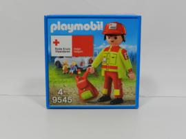 Playmobil 9545 - Rode Kruis Vlaanderen Promo