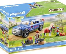 Playmobil 70518 - Mobiele hoefsmid