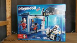 Playmobil 5795 - Politieset met gevangenis  MISB