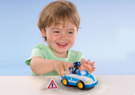 1.2.3. Playmobil 9384 - Politiewagen