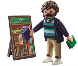 Playmobil 70884 - Thalia boekenhandelaar  - Promo