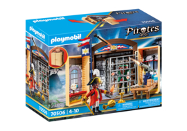 Playmobil 70506 - Speelbox Piratenavontuur
