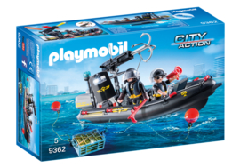 Playmobil 9362 - SIE rubberboot