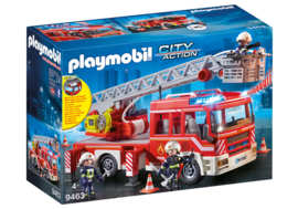 Playmobil 9463 - Brandweer ladderwagen met licht en geluid