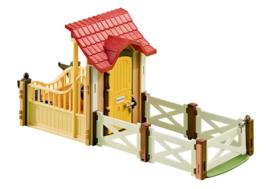 Playmobil 6533 - Box uitbreiding voor de Paardrijclub