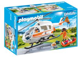 Playmobil 70048 -Eerste hulp helikopter