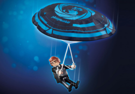 70070 - PLAYMOBIL: THE MOVIE Rex Dasher met parachute