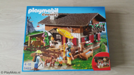 Playmobil 5422 Alpine lodge