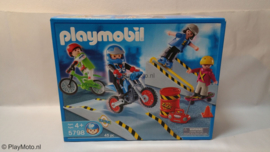 Playmobil 5798 - Racing park, MISB EXCLUSIVE