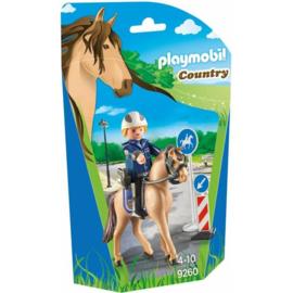 Playmobil 9260 - Bereden politie