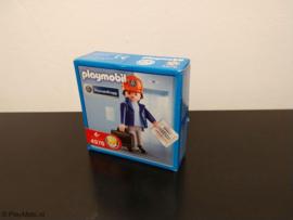 Playmobil 4976 - ThyssenKrup Monteur Promo MISB