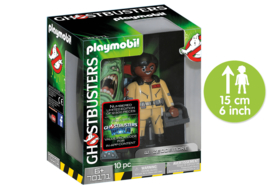 Playmobil 70171 - Ghostbusters™ Collector's Edition W. Zeddemore
