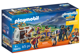 70073 - PLAYMOBIL: THE MOVIE Charlie met gevangeniswagen