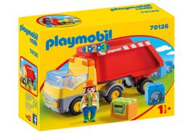 1.2.3. Playmobil 70126 - Kiepwagen